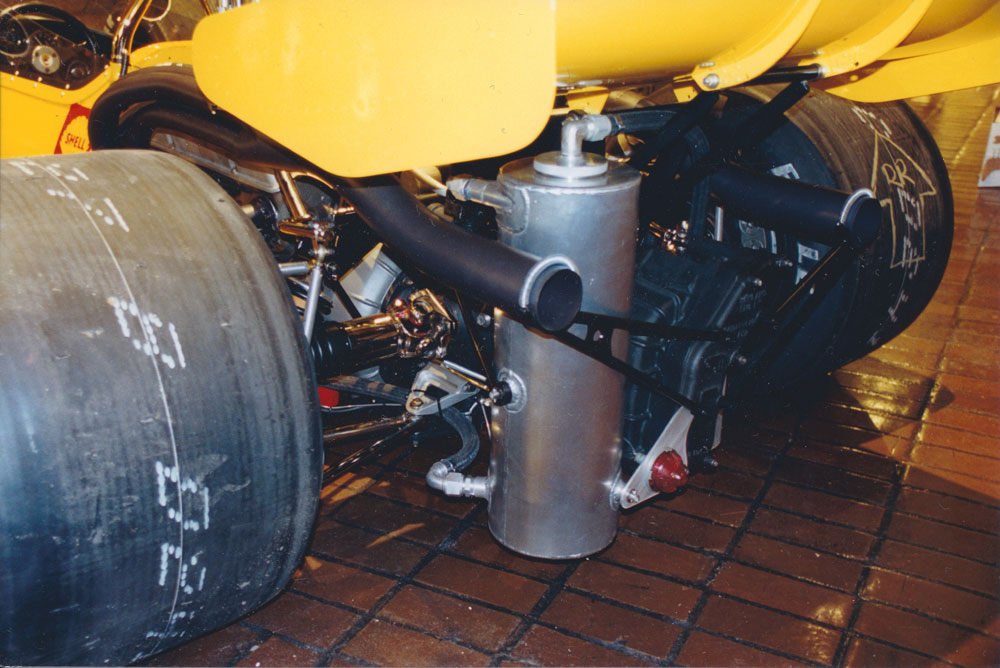McLaren M10 F5000 Chassis 300-08